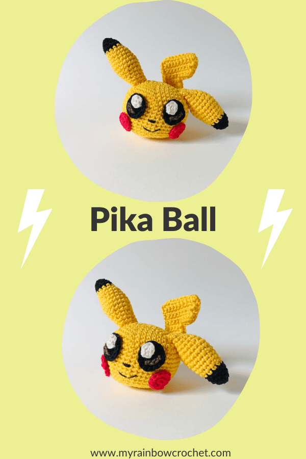 pinterest Pika Ball