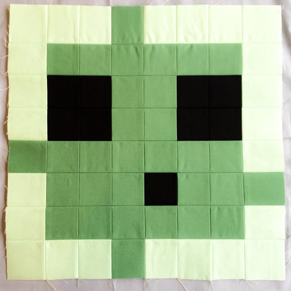 Minecraft Quilt Block Slime