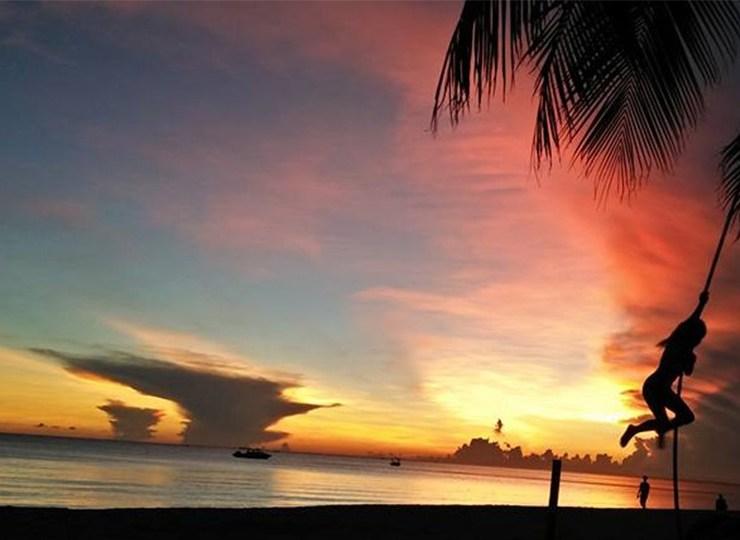Boracay Sunsets during closure May 2018