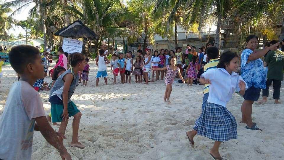 Pahampany Pinoy at Tambisaan during Boracay Closure