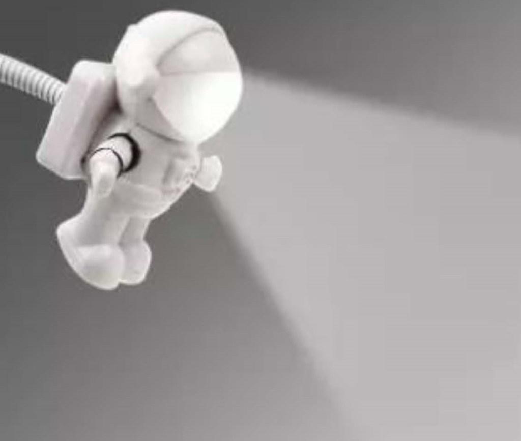 LED Astronaut Night Light available through Lazada
