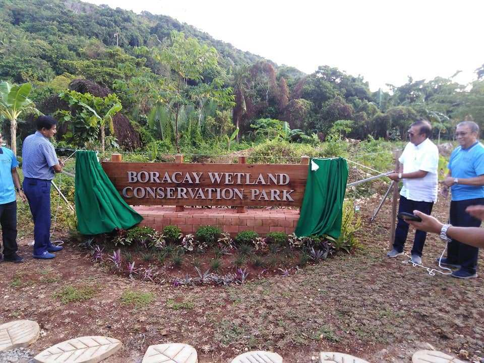 Boracay Wetlands open to public as tourist attractions