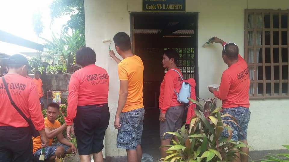 Inside Boracay: Week 5 Brigada Eskwela at Caticlan Elementary School – Photo Courtesy of Desiree Segovia