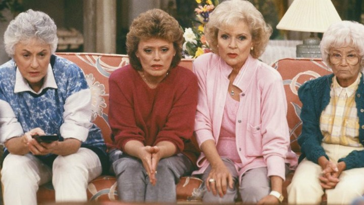 Age is Just a Number – Golden Girls