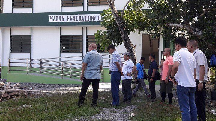 Inside Boracay: Week 5 Malay Evacuation Center Photo Credit Malay LGU