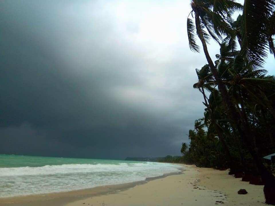 Boracay White Beach closure 2018: Photo Credit Trudy Allen