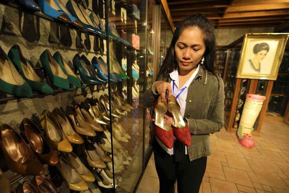 Things to do in Manila Marikina Shoe Museum