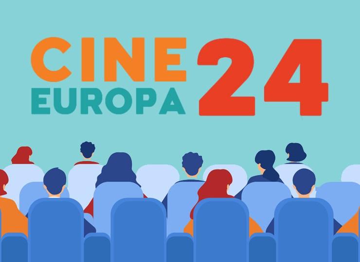 Cine Europa 24 Graphic. The Philippines Biggest Film Festival with MY RANGGO Hospitality Magazine