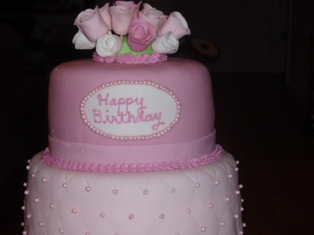 My birthday cake failure! (3/6)
