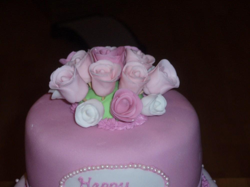 My birthday cake failure! (4/6)