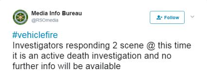 RSO Media Information Bureau Tweet.
