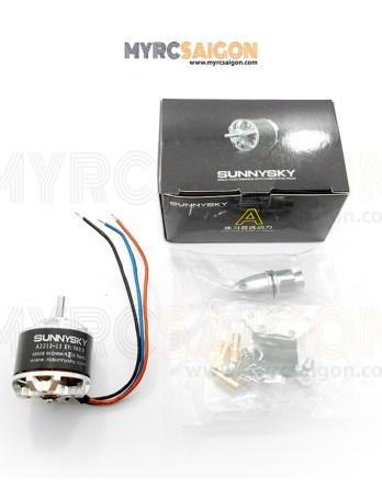 Motor Brushless SunnySky A2212 - 980KV II