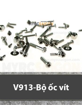 Linh kiện V913-Bộ ốc vít