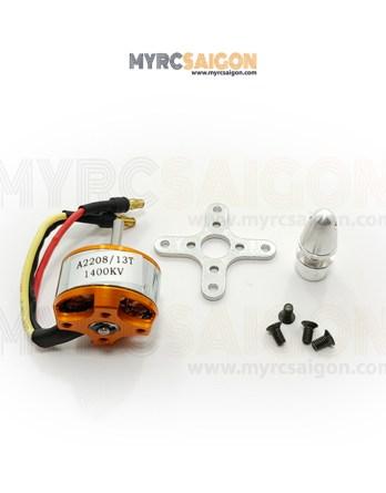 Motor Himodel AXXD A2208-1400KV Brushless