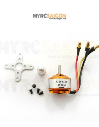 Motor Himodel XXD A2208-2600KV Brushless