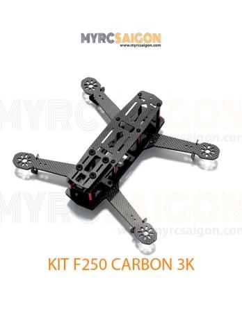 Kit F250 Carbon 3K