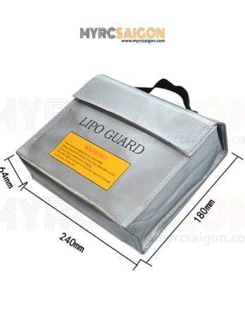 Túi đựng pin chống cháy 24x6x18