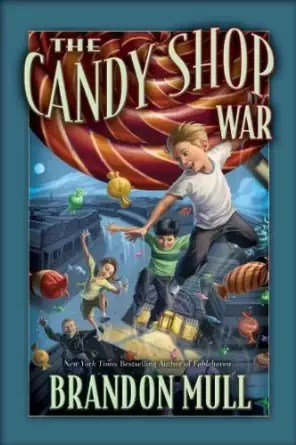 candy shop wars