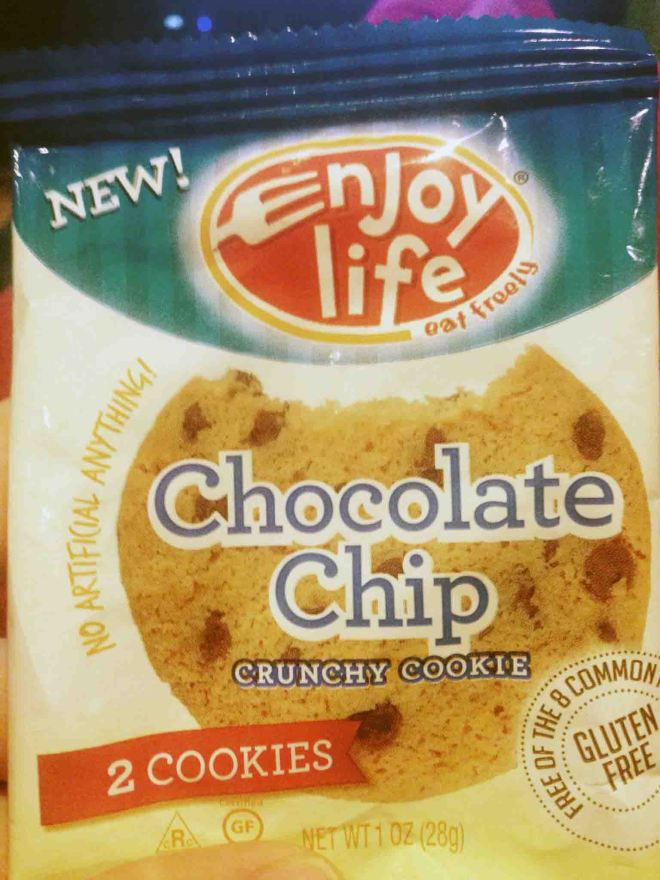Enjoy LIfe Cookie