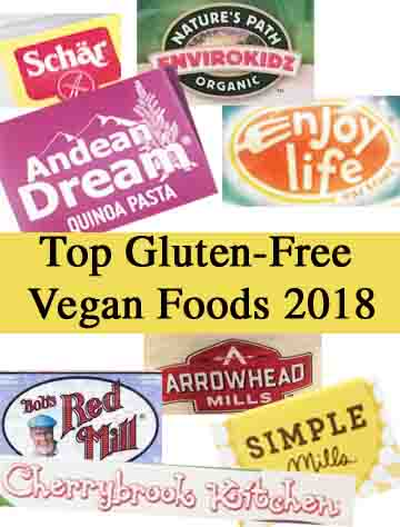 Gluten-Free Vegan Food Cover 4
