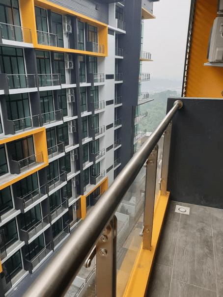 Balcony HKsq