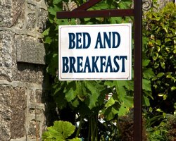 Bed and Breafast with Realty Access Frankfurt