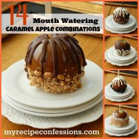 14 Mouth Watering Caramel Apple Flavor Combinations