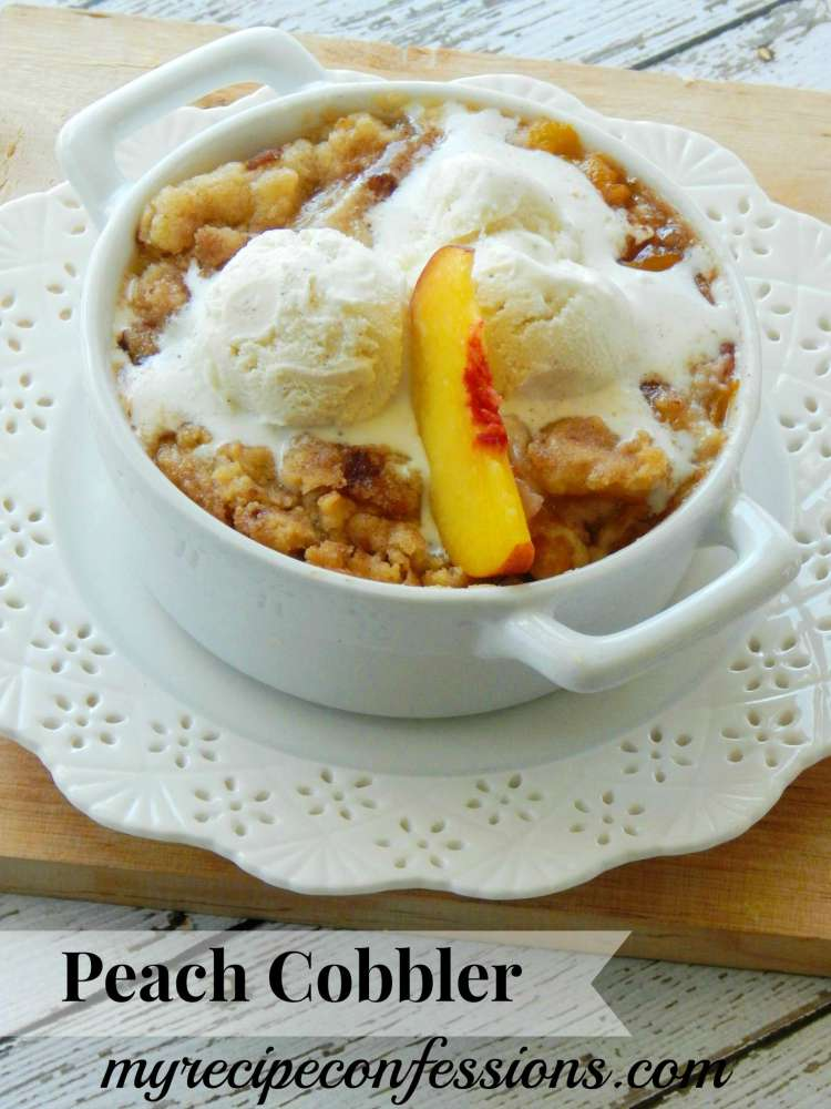 Pineapple Coconut Cobbler My Recipe Confessions