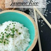 Coconut Jasmine Rice