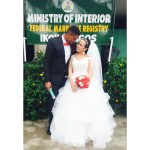 See love at Ikoyi! Couple still admiring each other