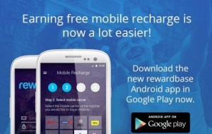 Google play rewardbase app