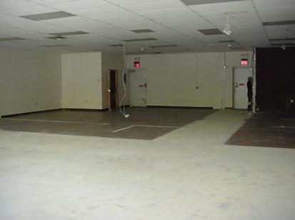 Interior from Door 2