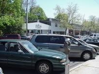 Southeast View from Store