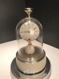Musical Alarm Clock Music Box Reuge