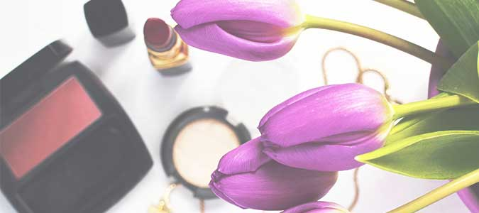 Flowers and Make Up