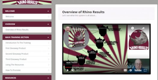 Rhino Results Review