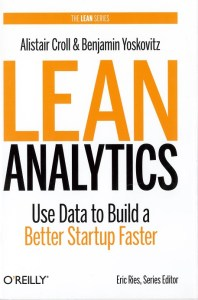 Lean Analytics – Couverture