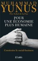 Pour une économie plus humaine – Couverture
