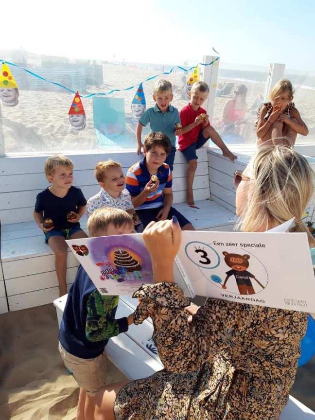 Lisa en Dorien Kinderboeken - Dorien leest voor!