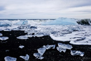 one of the highlights of my trip to Iceland: Diamond Beach