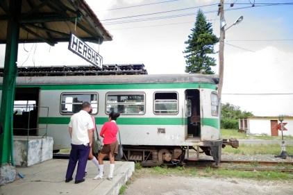 hershey station