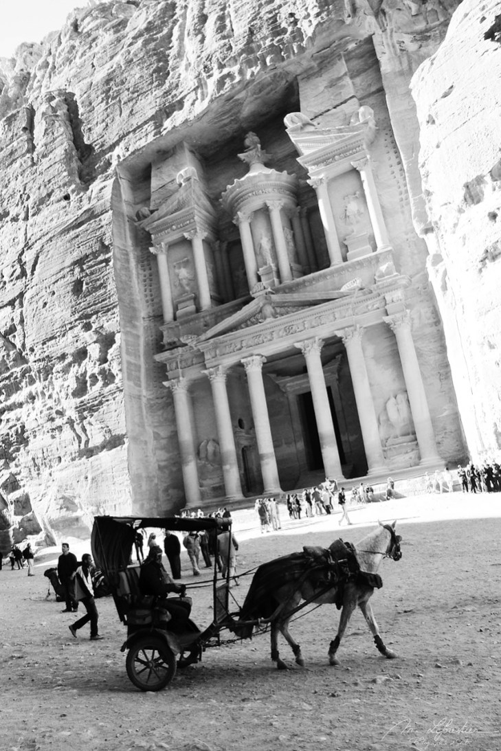 Al Khazneh (the Treasury) Petra Jordan