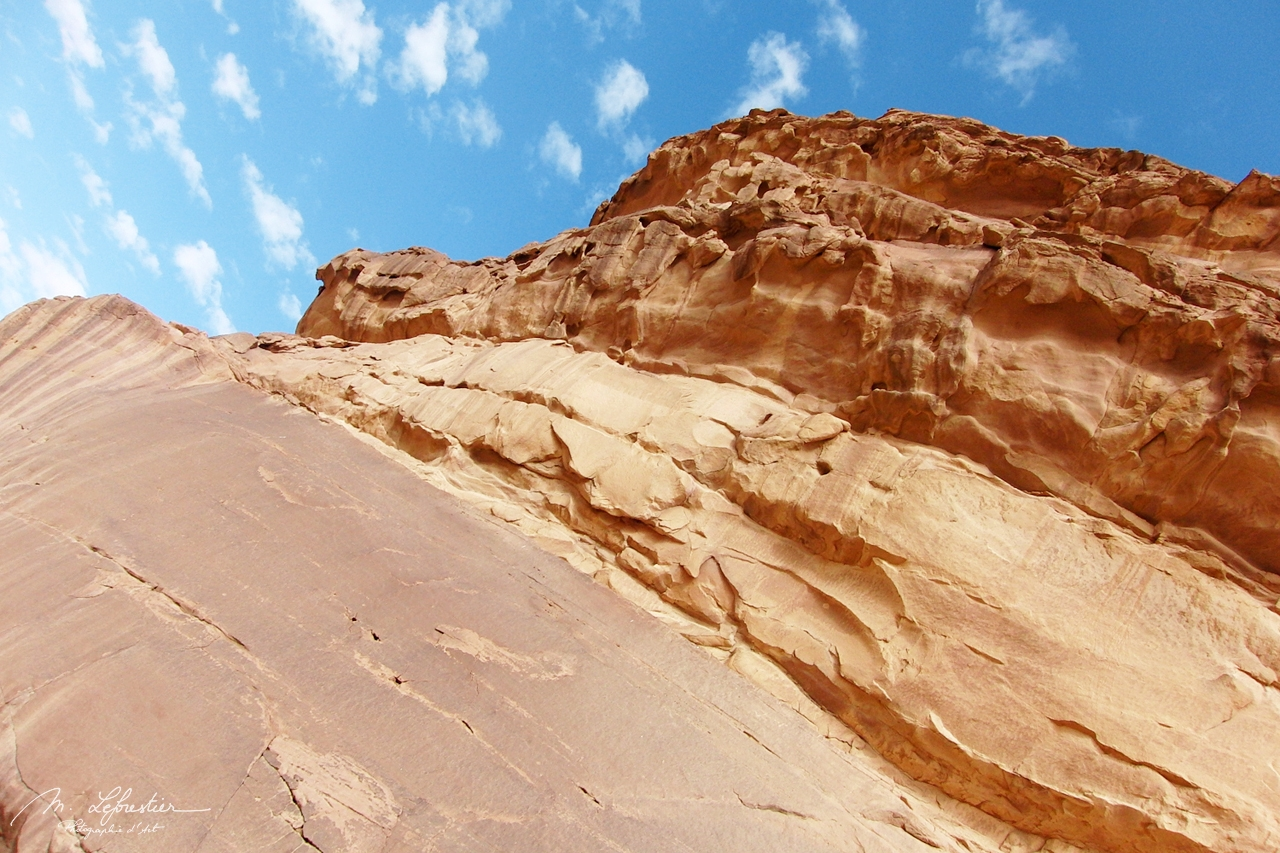 red desert Wadi Rum Jordan lawrence of arabia