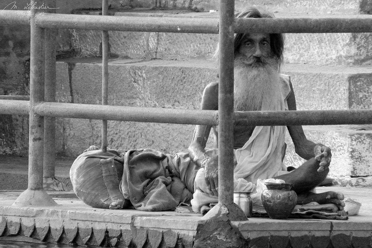 spirituality in Varanasi