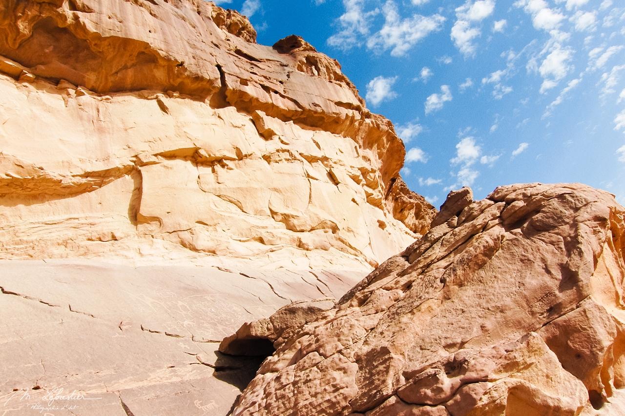 Wadi Rum Red Desert Jordan