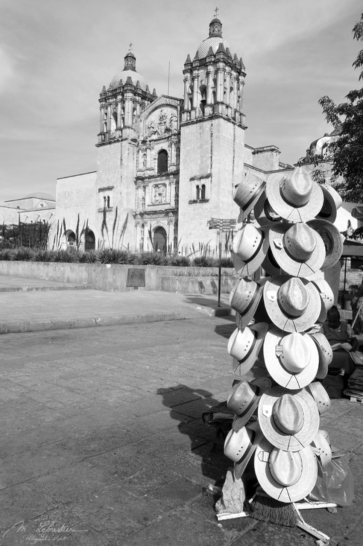Iglesia de Santo Domingo in Oaxaca Mexico