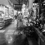 woman in the Benito Juarez Market in Oaxaca Mexico