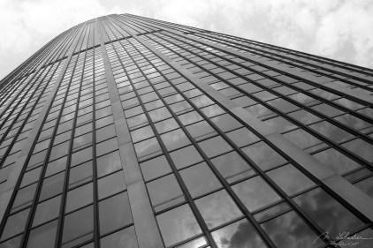 the Montparnasse Tower in Paris