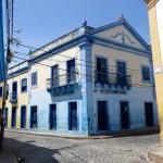 loja azul (blue shop) in Olinda Pernambuco Brazil