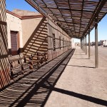 Chile: visit the ghost town of Chacabuco 1